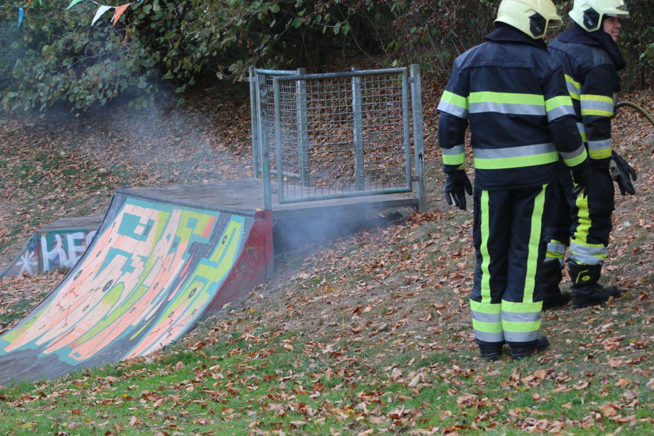Brandweer in actie voor Buitenbrand in Drachten