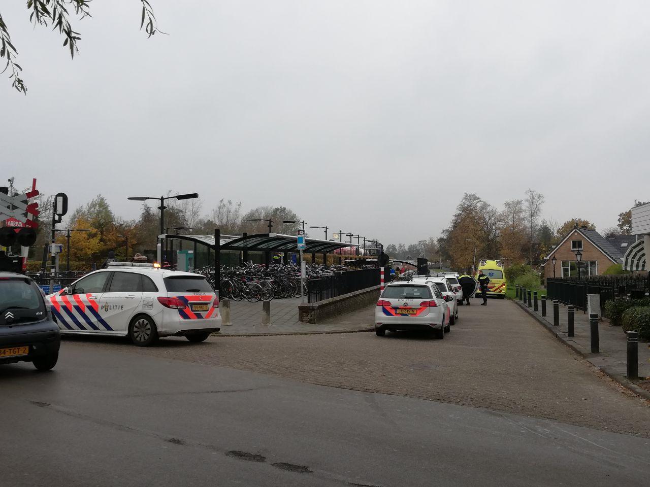 Vrouw raakt gewond na Steekincident op het Station in Zwaagwesteinde