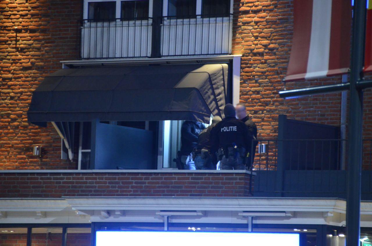 Arrestatieteam ingezet voor verwarde man in Leeuwarden